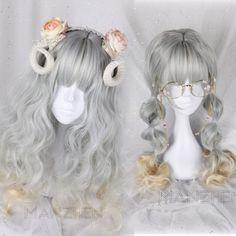 Wig sweet lolita Gothic Harajuku