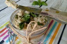 Csirke húskrém házilag Potato Salad, Good Food, Paleo, Meat, Chicken, Healthy, Ethnic Recipes, Bulgur, Beach Wrap