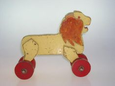 Vintage Toys, Gingerbread Cookies, Wooden Toys, Car, Gingerbread Cupcakes, Wooden Toy Plans, Wood Toys, Automobile, Woodworking Toys
