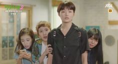 The Tall One stares down naked Kim Min-seok in Age of Youth 2 teaser » Dramabeans Korean drama recaps