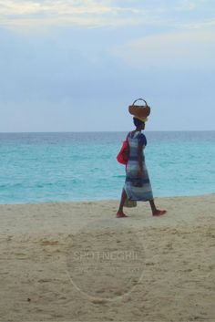 Seven Mile Beach in Negril Jamaica