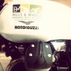 Moto Guzzi V7 Cult motorcycle