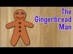 The Gingerbread Man - Animated Fairy Tales for Children - YouTube