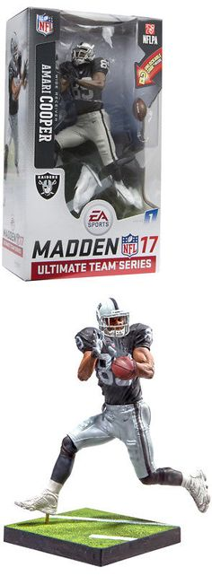 Sports 754  Amari Cooper (Oakland Raiders) Ea Sports Madden Nfl Series 1  Mcfarlane -  BUY IT NOW ONLY   15.95 on  eBay  sports  amari  cooper  madden  ... 78687102e