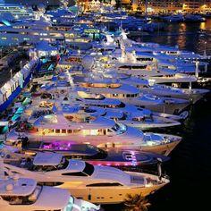 Yachting in Monaco