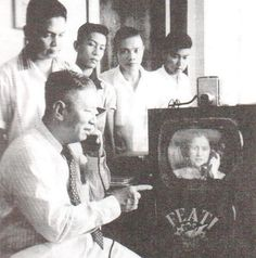 """Before Skype and Facetime, there was this innovative and brilliant invention called """"television-telephone."""" And, the man behind it is a Filipino engineer namedGregorio Y. Zara. The photo was shared by the Philippine National Academy of Science and Technology (NAST). The NAST is a governing body that recognizes amazing inventions by Filipinos. They posted a photo…"""