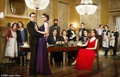 """Present series of """"Upstairs, downstairs"""". Apparently the BBC will not commission a further series. I loved the earlier editions of """"Upstairs, downstairs"""". I wonder why this one was not as popular. Scandal, Period Piece Movies, Bbc, Alex Kingston, Masterpiece Theater, Amazon Instant Video, Call The Midwife, Romance, Four Year Old"""