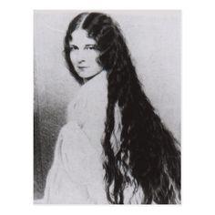 An intimate photo of Sisi. Die Habsburger, Empress Sissi, Franz Josef I, Kaiser Franz, Maria Theresa, Old Portraits, Intimate Photos, Royal Blood, Long Natural Hair