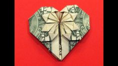 Origami How Do You Make A Dollar - How to make an easy origami dollar shirt from the spruce crafts. A sunglass dollar origami how convenient. Origami Dollar Heart Star Tutorial How To M. Easy Money Origami, Money Origami Heart, Money Origami Tutorial, Easy Origami Heart, Origami Cube, Useful Origami, Origami Art, Origami Horse, Origami Bookmark