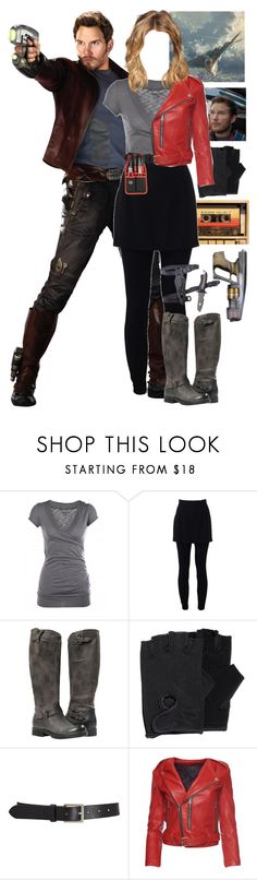 """""""Peter Quill's Wife"""" by werewolf-gurl ❤ liked on Polyvore featuring Dolce&Gabbana, Barneys New York and Marc Jacobs"""