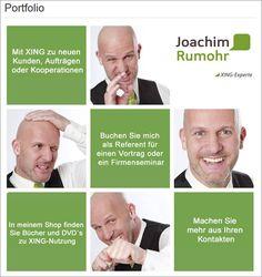 #XING #Profil Beispiele - @XINGexperte xing-profil_portfolio_best_practice_joachim-rumohr