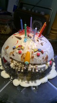 Unser Geburtstags Monster