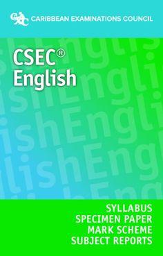 Ccslc social studies syllabus specimen paper and mark scheme csec english a and b syllabus specimen paper mark scheme and subject reports fandeluxe Images
