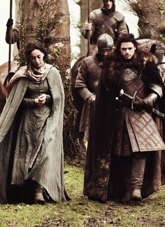 Game of Thrones 2x08 Robb & Talisa