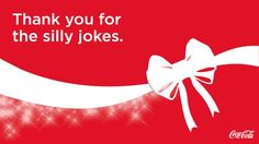 Browse unique Coca-Cola products, clothing, & accessories, or customize Coke bottles and gifts for the special people in your life. Check out Coke Store today! Christmas Gift List, Christmas Greetings, Parenthood Quotes, Miss My Dad, Silly Songs, Share A Coke, Husband Love, E Cards, Sign Quotes