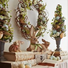 Speckled Eggs Topiary - Pier 1