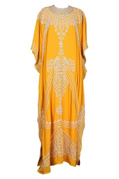 Designer-Farasha-Morrocan-Kaftan-Jalabiya-Dubai-Abaya-Gold-Crystal-Arab-Kaftan  #Leena #EmpireWaist #Wedding