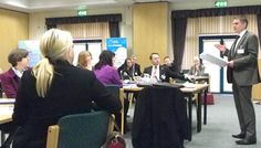 """Created by the Marketing Manager of Mid-Yorkshire Chamber of Commerce during a """"live"""" training session."""