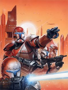 Omega Squad - Targets by roberthendrickson on deviantART