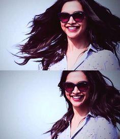 Deepika Padukone wearing sunglasses