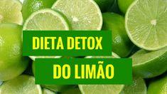 Dieta Detox Do Limão - Emagreça de 3 a 5kg em 14 dias