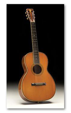 Vintage 1928 Martin 00-45 Flat Top Acoustic Guitar