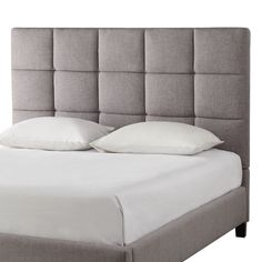 INSPIRE Q Fenton Panel Queen-sized Upholstered Headboard