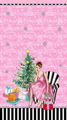 651 Best Christmas Wallpapers Images On Pinterest In 2019 Xmas