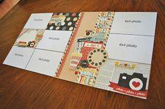 SCRAPBOOK GENERATION: Super Sketch Club photos Great cluster of bingo cards.