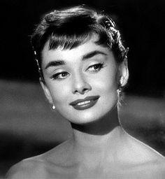 Audrey Hepburn in 'Sabrina', 1954