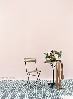 Fabric Backdrop //  Solid in Blush