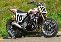 Yamaha FTZ 1000 by Replica Bikes