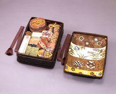『三井記念美術館』茶箱と茶籠:Joie de Vivre ジョワ・ド・ヴィーブル