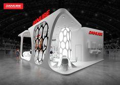 Danube, exhibition stand