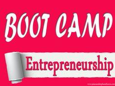 Start Internet, Boot Camp, Entrepreneurship, Effort, Flow, Encouragement, Success, Number, Marketing