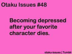 Otaku Issues #48, text; Otaku