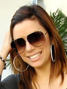 afbfb84ee837 Who made Eva Longoria s sunglasses  Sunglasses – Dita Condor Eva Longoria  Style