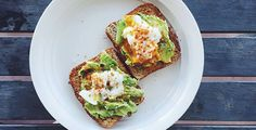 Toast di avocado: un'eccellente idea per colazione | Rimedio Naturale