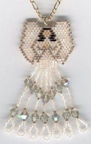 Beaded Christmas Angel Tutorial Reader Tutorial} Beaded Christmas Angel - And Sew We Craft 800 x 800 · 261 kB · jpeg Beaded Angel Pattern Beaded Angel Pattern ~ Beadwork by Katie Dean. Seed Bead Projects, Beading Projects, Beaded Christmas Ornaments, Christmas Jewelry, Loom Beading, Beading Patterns, Stitch Crochet, Beaded Angels, Beaded Crafts