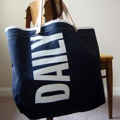want an everyday tote