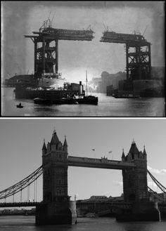 Finding The Panoramas Of Lost London