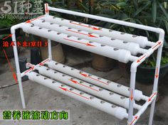 Hydroponic balcony none vegetable garden outdoor system greenhouse-inFlower Pots & Planters from Home & Garden on Aliexpress.com