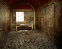 Becoming Harriet Vane — toomuchart:   Unknown Artist (Roman), Cubiculum...