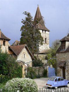 Carennac, France.