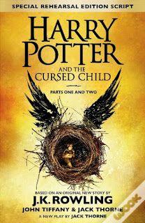 Não Digas Nada a Ninguém: #Livros - Harry Potter and the Cursed Child