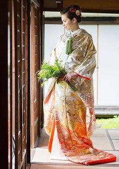 白無垢 | KIMONO | ウエディングドレス福岡JUNO(ジュノ)