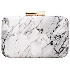 YYW  Evening Bag, Pochette pour femme - Blanc - b, YYW https://www.amazon.fr/dp/B078N6JFFQ/ref=cm_sw_r_pi_dp_U_x_HamEAbWN6T6RH