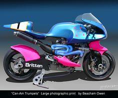 Britten V1000 Superbike