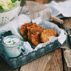 Zucchini, Tandoori Chicken, Cauliflower, Vegetables, Ethnic Recipes, Food, Leafy Salad, Meal, Food Portions