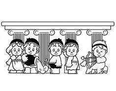 Decoración Infantil con Vinilos Adhesivos Desde Grecia 02916